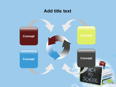 Back To School Activities and Crafts PowerPoint Template Slide 6
