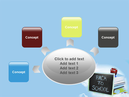 Back To School Activities and Crafts PowerPoint Template Slide 7