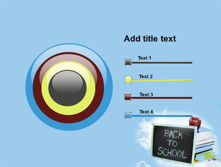 Back To School Activities and Crafts PowerPoint Template Slide 9