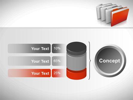Folders PowerPoint Template Slide 11