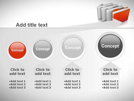Folders PowerPoint Template Slide 13