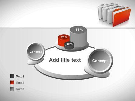 Folders PowerPoint Template Slide 16