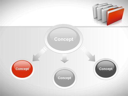 Folders PowerPoint Template Slide 4