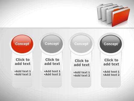 Folders PowerPoint Template Slide 5