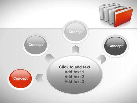 Folders PowerPoint Template Slide 7