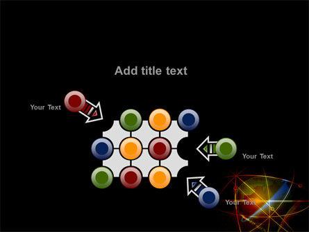 Satellite Link PowerPoint Template Slide 10