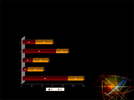 Satellite Link PowerPoint Template Slide 11