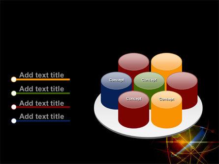 Satellite Link PowerPoint Template Slide 12