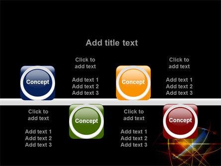 Satellite Link PowerPoint Template Slide 18