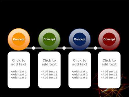 Satellite Link PowerPoint Template Slide 5