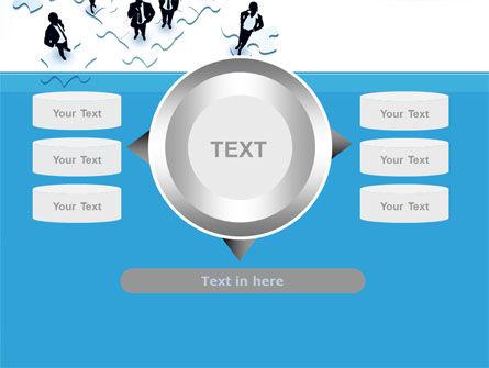 Team Building Process PowerPoint Template Slide 12