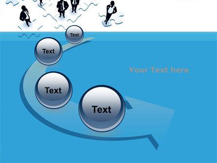 Team Building Process PowerPoint Template Slide 6