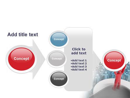 Public Leader PowerPoint Template Slide 17