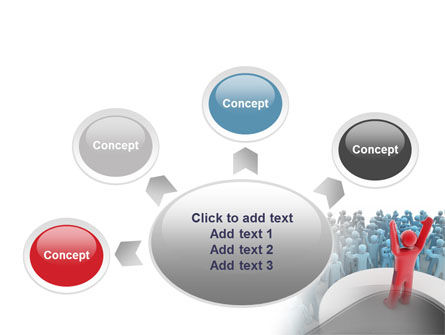 Public Leader PowerPoint Template Slide 7