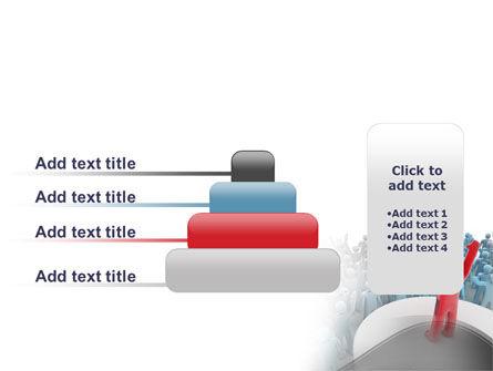 Public Leader PowerPoint Template Slide 8