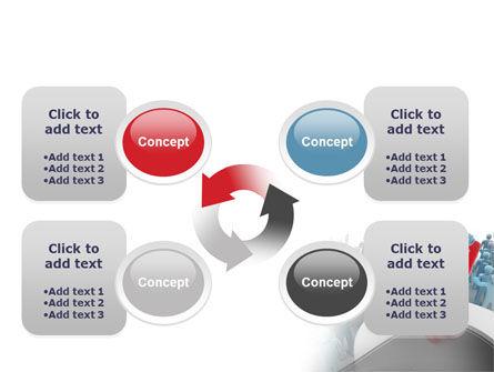 Public Leader PowerPoint Template Slide 9