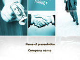 Global Reserve Currency PowerPoint Template#1