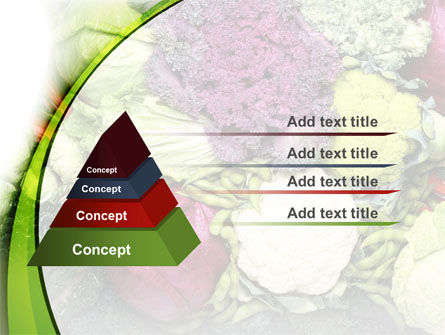Cabbage PowerPoint Template Slide 12
