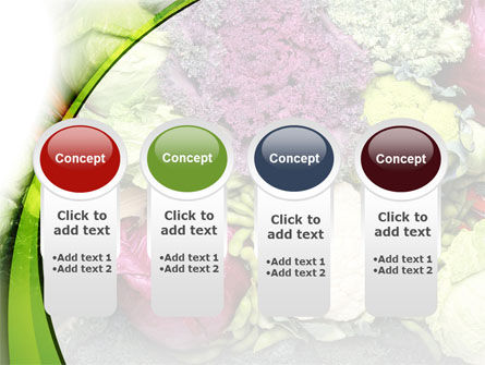 Cabbage PowerPoint Template Slide 5