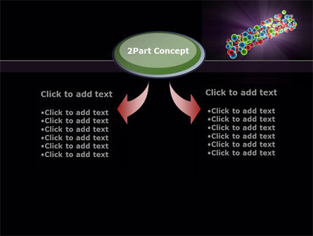 Cell Aggregates Free PowerPoint Template Slide 4