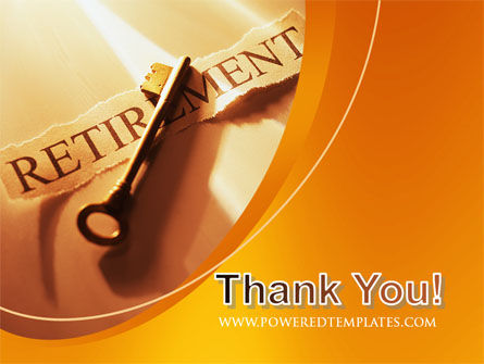 Retirement Pension Plan PowerPoint Template Slide 20