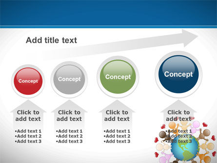 All We Need Is Love PowerPoint Template Slide 13