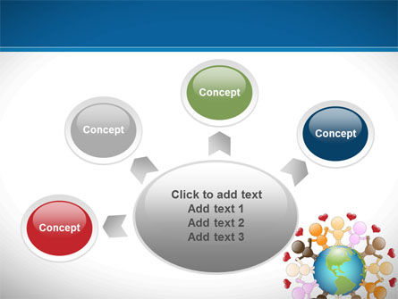 All We Need Is Love PowerPoint Template Slide 7