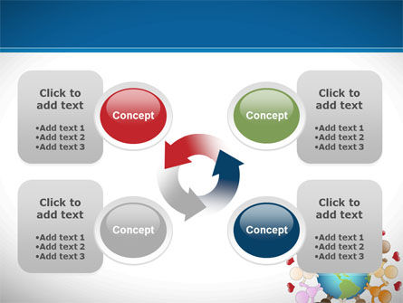 All We Need Is Love PowerPoint Template Slide 9
