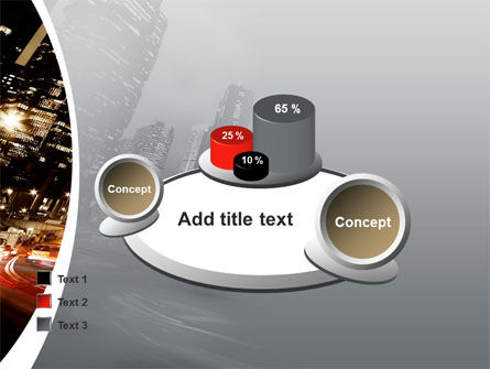 Twilight In The City PowerPoint Template Slide 16