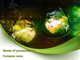 Global: Global Business PowerPoint Template #08865
