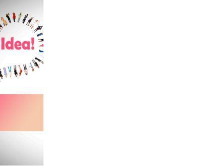 Women's Idea PowerPoint Template, Slide 3, 08866, Business Concepts — PoweredTemplate.com