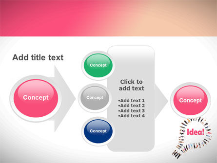 Women's Idea PowerPoint Template Slide 17