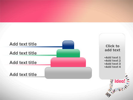 Women's Idea PowerPoint Template Slide 8