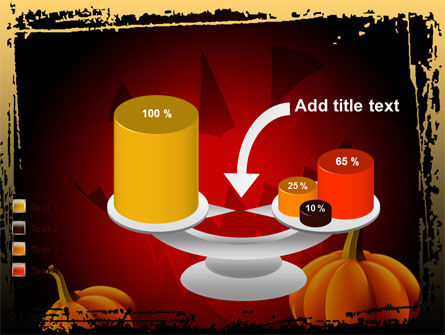 Jack-o-Lantern Free PowerPoint Template Slide 10