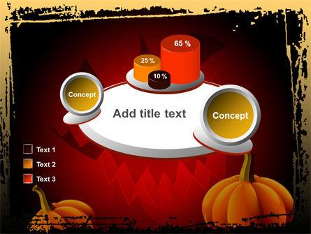 Jack-o-Lantern Free PowerPoint Template Slide 16