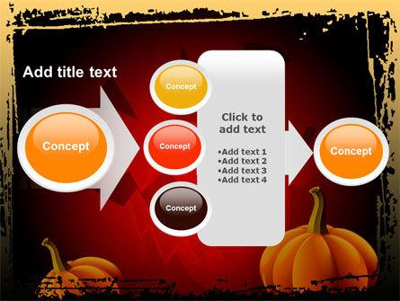 Jack-o-Lantern Free PowerPoint Template Slide 17