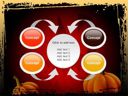 Jack-o-Lantern Free PowerPoint Template Slide 6