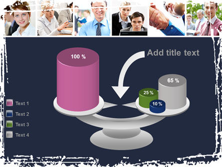 Business Staff PowerPoint Template Slide 10