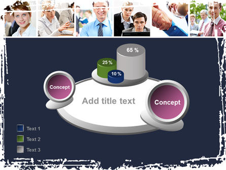 Business Staff PowerPoint Template Slide 16