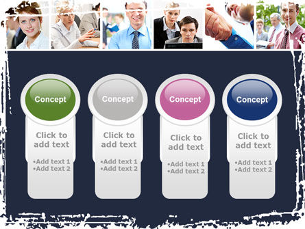 Business Staff PowerPoint Template Slide 5