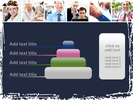 Business Staff PowerPoint Template Slide 8