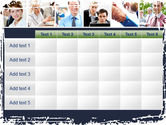 Business Staff PowerPoint Template#15