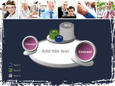 Business Staff PowerPoint Template#16