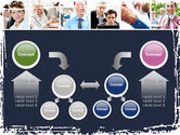 Business Staff PowerPoint Template#19