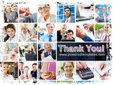 Business Staff PowerPoint Template#20