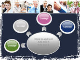 Business Staff PowerPoint Template#7