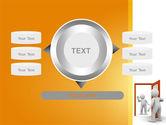 People Meeting PowerPoint Template#12