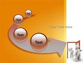 People Meeting PowerPoint Template#6
