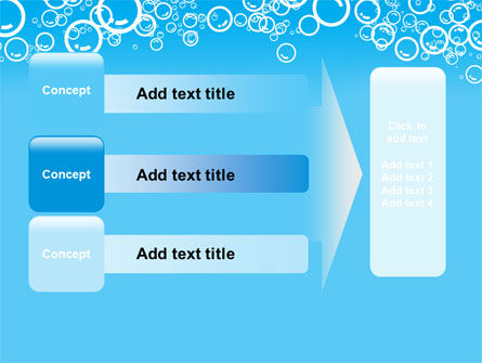 Aqua Bubble PowerPoint Template Slide 12