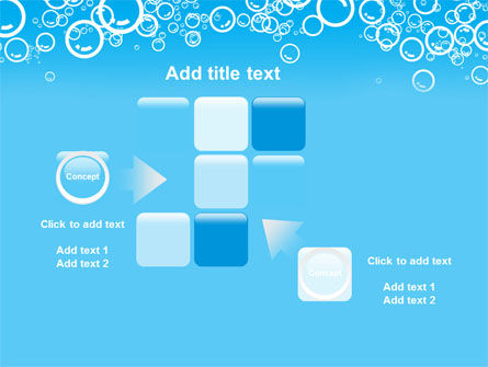 Aqua Bubble PowerPoint Template Slide 16